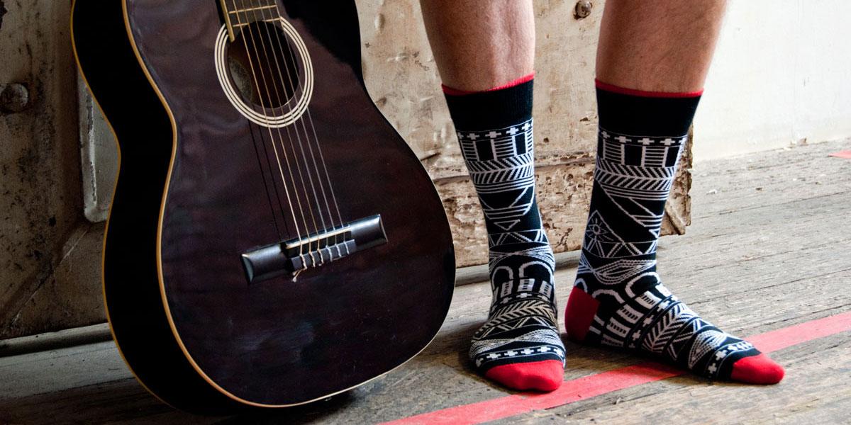 Soxy Beast - The Rhythm Style Socks