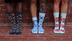 Soxy Beast - The Social Studio Style Socks