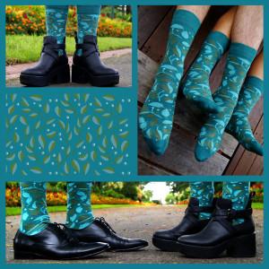 Soxy Beast - The Thrive Socks Look
