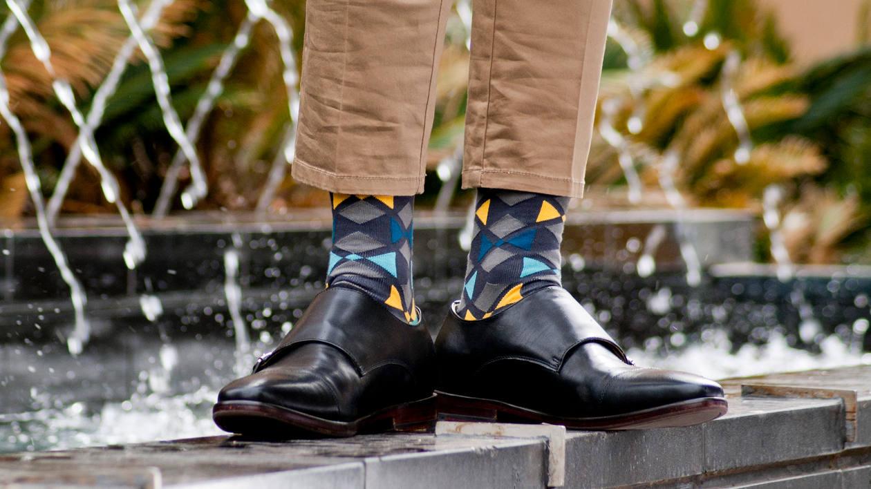 Soxy Beast - The Business Style Socks