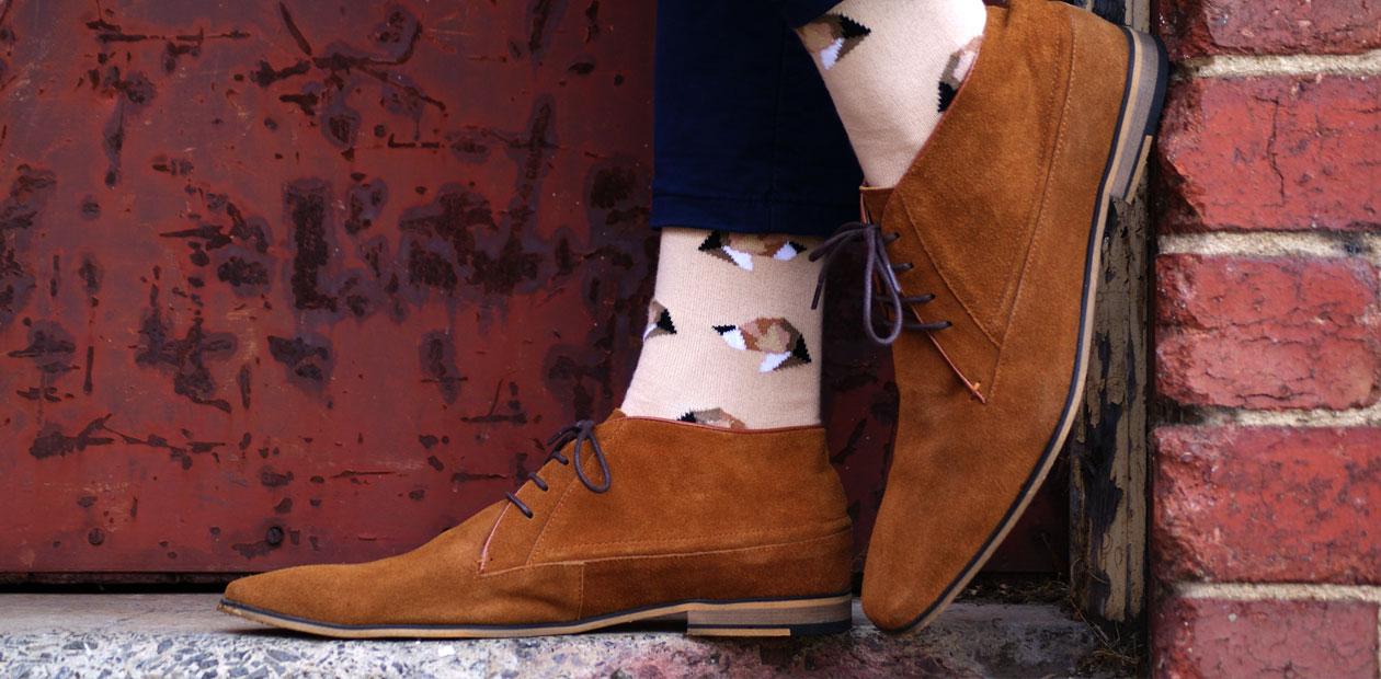 Soxy Beast - The Marls Style Socks