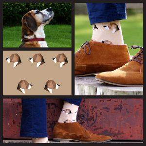 Soxy Beast - The Marls Socks Look