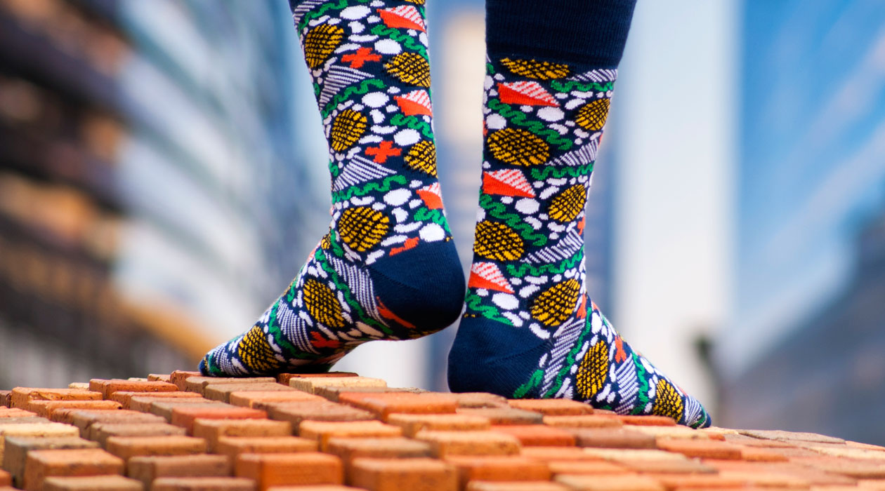Soxy Beast - The Salt Style Socks