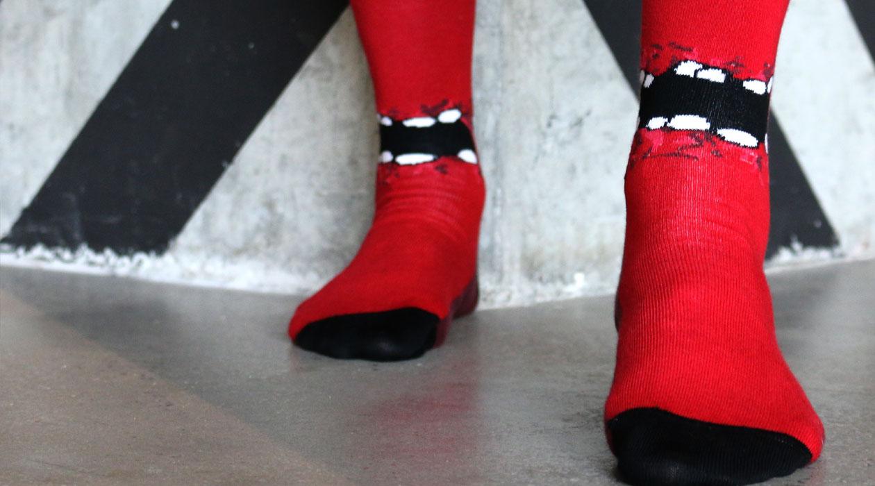 Soxy Beast - The Gummy Style Socks