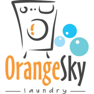 Orange Sky Laundry profile Logo