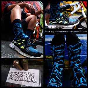 Soxy Beast - The Bzerk Socks Look