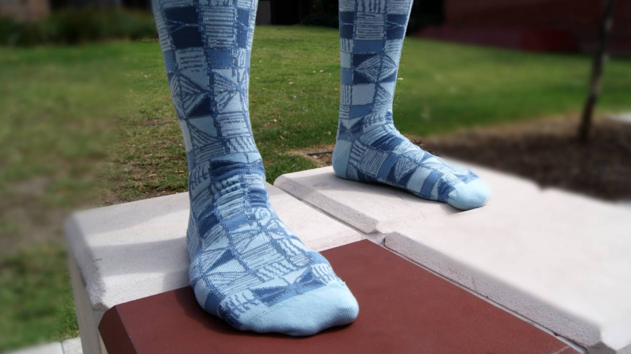 Soxy Beast - The Home Style Socks (with The Social Studio)