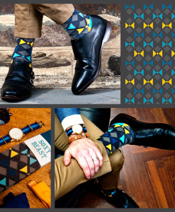 Soxy Beast - The Business Socks Look