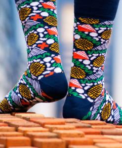 Soxy Beast - The Confetti Style Socks