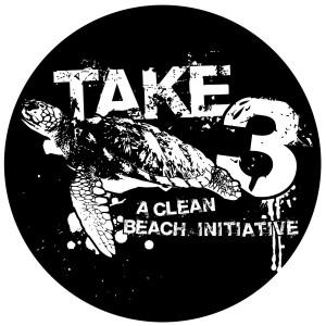 Take 3 for the Sea logo