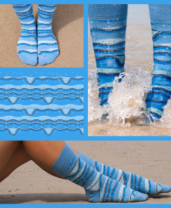 Soxy Beast - The Wave Socks Look