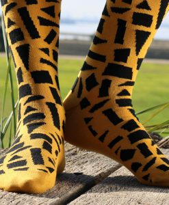 Soxy Beast - The Scatterpoint Style Socks