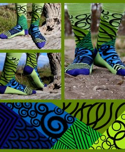 Soxy Beast - The Element Style Socks