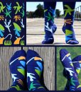 Soxy Beast - The Reef Style Socks
