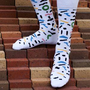 oxy Beast - The XO Style Socks