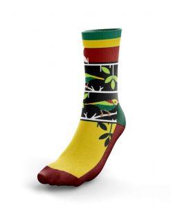 oxy Beast - The Bush Bird Style Socks