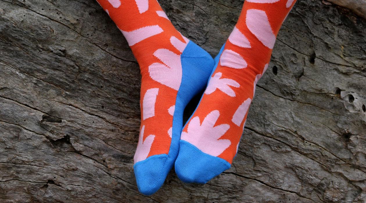 Soxy Beast - The Tropicana Style Socks