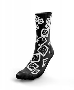 Soxy Beast - The Michael Style Socks