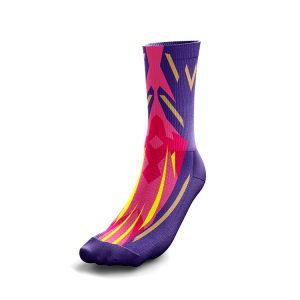 Soxy Beast - The Louise FCAC Style Socks