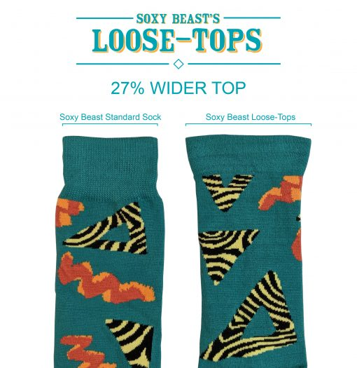 Soxy Beast Loose-Tops